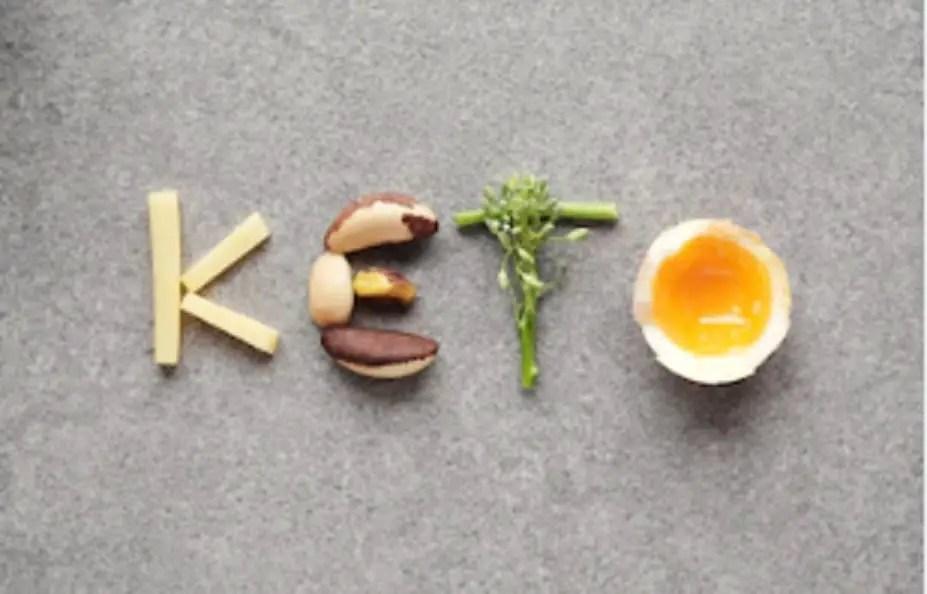 sweet foods on keto diet