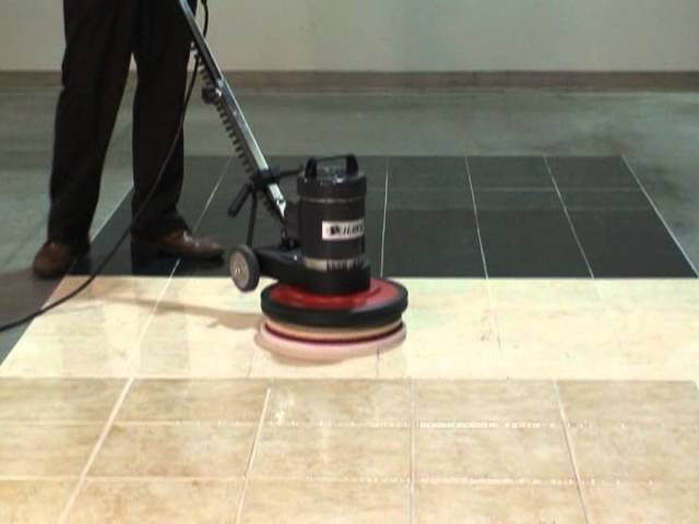 What is Floor Polisher