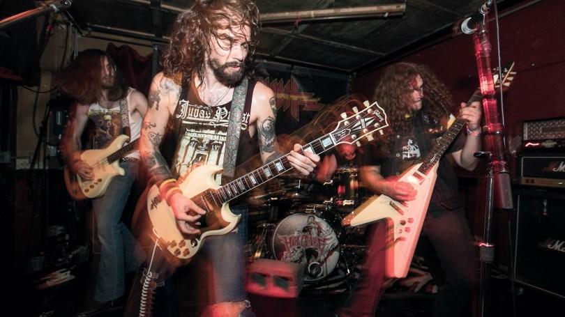 From Hagar to Haunt: The Making of Trad-Metal Champion Trevor Church |  Revolver