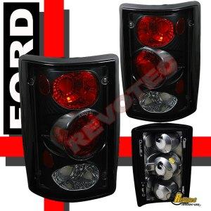 9506 Ford Econoline E150 E250 E350 0006 Excursion Black