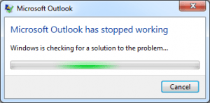 Quick Solution to Fix Microsoft Outlook Not Responding Error