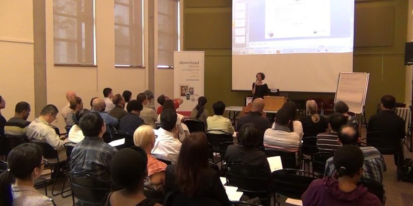 Ruth van Vierzen Workshop Speaking Event