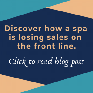 Front Line Pro Spa Losing Sales REVSquared