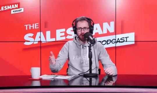 Ruth van Vierzen on Salesman Podcast