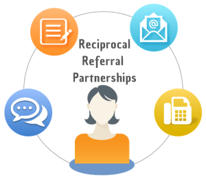 Reciprocal Referral Partnerships
