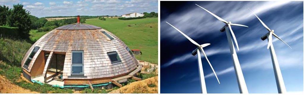 Changer le système existant avec des technologies «propres » et respectueuses de l'environnement et de l'écologie.