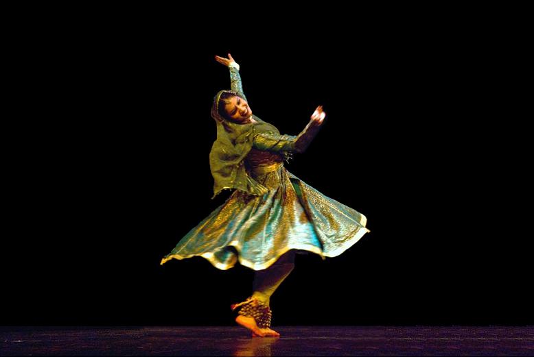 Danse hindoue