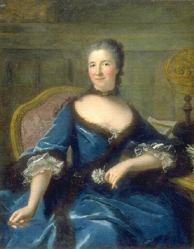 Émilie Du Châtelet, divine Marquise