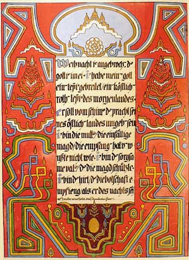 Livre Rouge de C.G. Jung