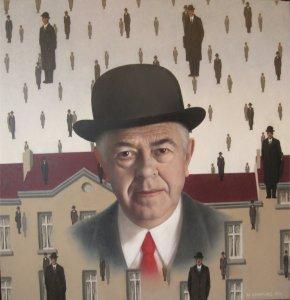 Magritte par Shapiro