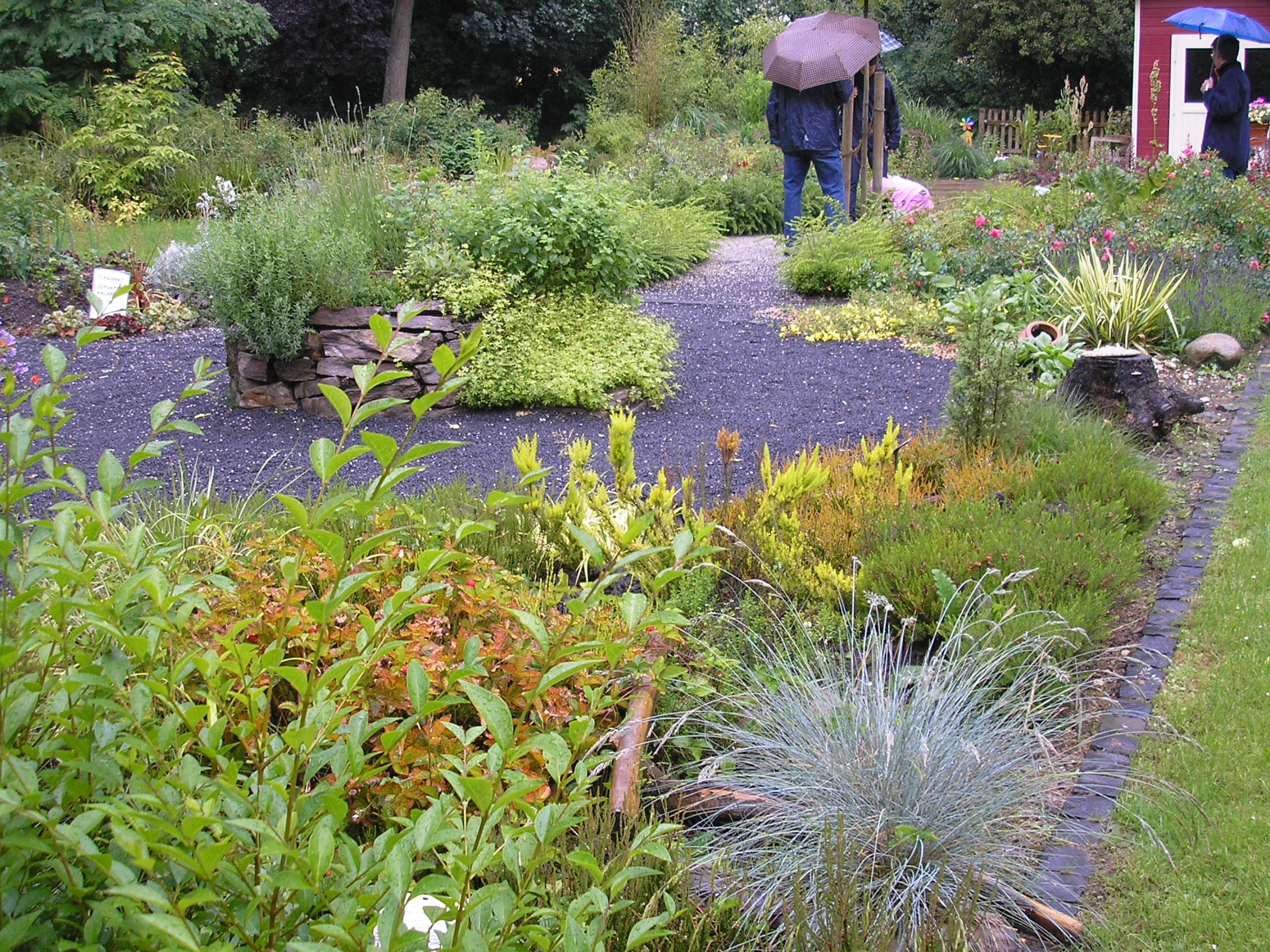La permaculture permet de dessiner et créer des îles-jardins, une forêt-jardin, un jardin-mandala