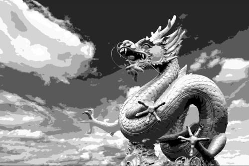 Le guerrier de la paix doit grandir intérieurement en se mesurant à l'obstacle, en reconnaissant ses ombres, en combattant ses dragons et en s'acceptant tel qu'il est