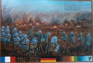 Au début du XXe siècle, L'Europe est condamnée à la barbarie, comme l'a démontré l'épisode sanglant de la Grande Guerre.