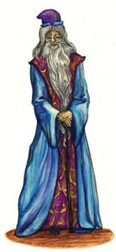 Dumbledore et Harry se sont trouvés comme le pédagogue et son disciple ; comme le maître et l'homme libre »