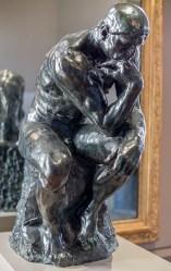 Toute sa vie, Rodin a tenté de transcrire dans la matière le caractère tragique de l'existence humaine et les interrogations qu'elle suscite.