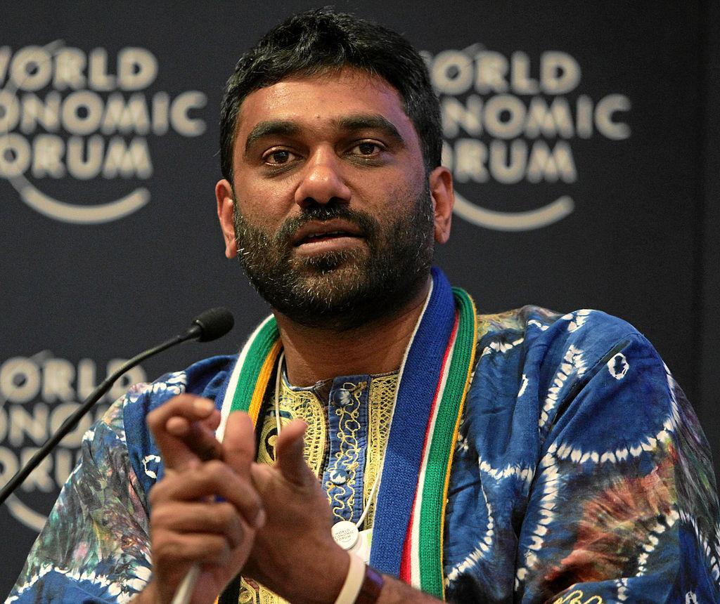 Les droits de l'homme, une situation alarmante en 2017, selon Kumi Naidoo, Secrétaire Général d'Amnesty International.
