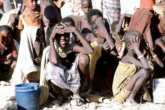 Plus 815 millions de personnes, 11% de la population mondiale, souffre de dénutrition chronique.