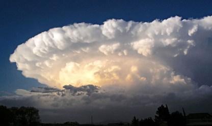 Le cumulonimbus est un nuage étonnant et effrayant à la fois.