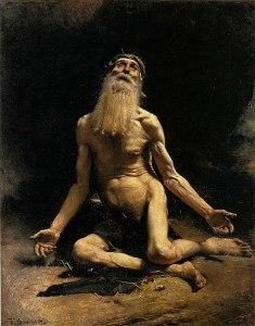 C.G. Jung considérait que la Foi en un Dieu unique gardait un caractère inachevé ainsi que l'exprime le drame de Job.