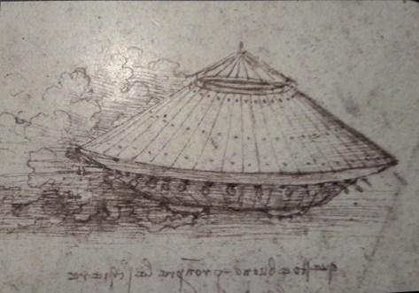 310.Leonard de Vinci.Char de combat