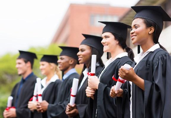 Rite de remise des diplômes