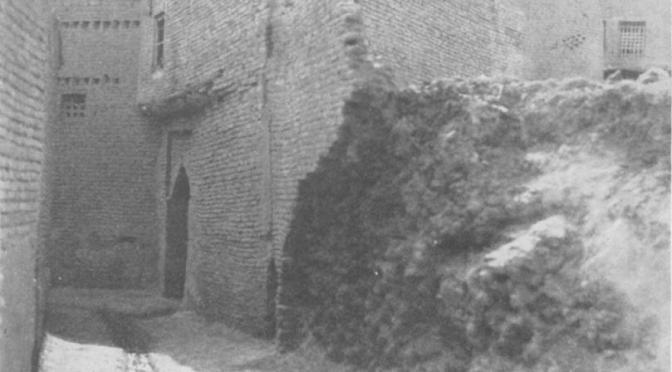 Stratigraphie et architecture dans la Mésopotamie du IIIe millénaire : la maison XXXIII-XXXIV à Khafaji