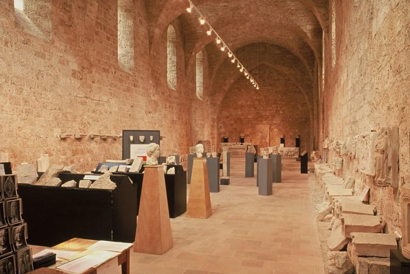 Fig. 1 : Vue générale du musée avant son remodelage en 2009 © Daniel Kuentz