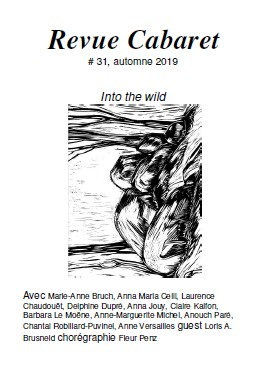 """Résultat de recherche d'images pour """"revue cabaret magazine into the wild automne 2019"""""""