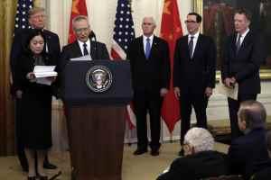 Chine/Etats-Unis : être le premier