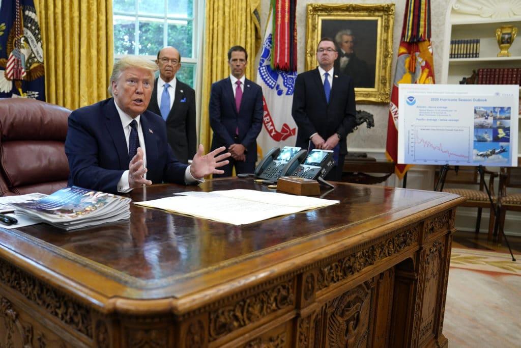 Donald Trump au défi de son bilan de politique intérieure