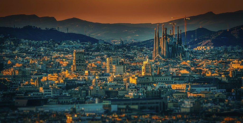Barcelone la schizophrène