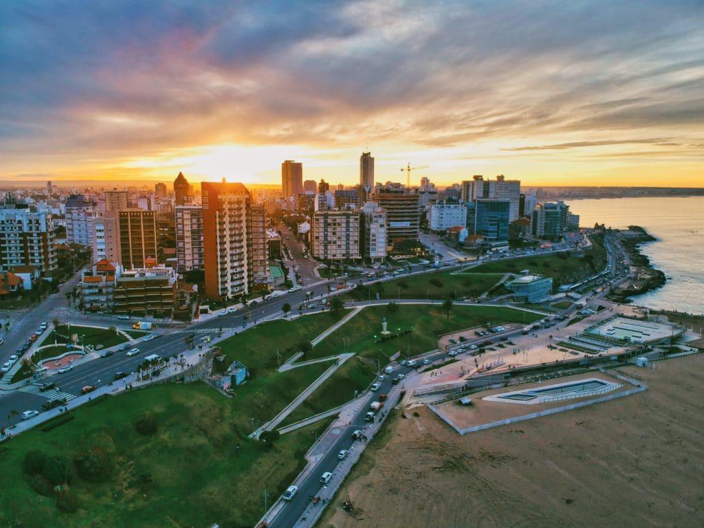 Le continent des villes et des urbains