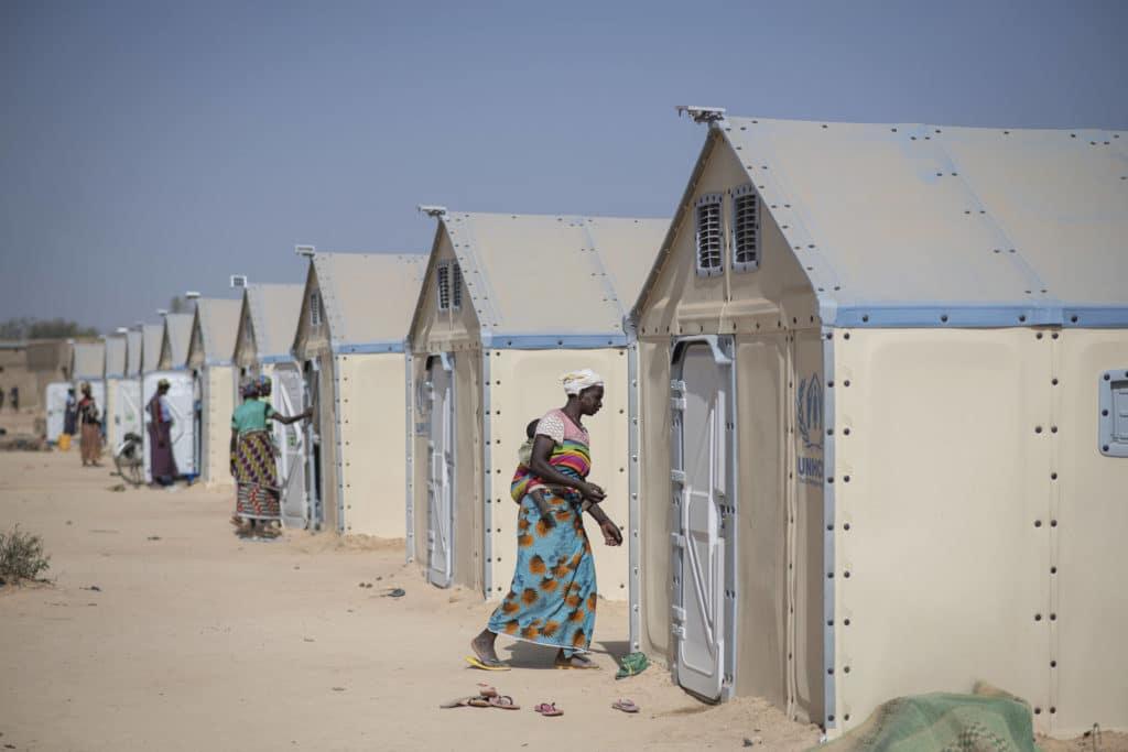 La guerre au Burkina Faso