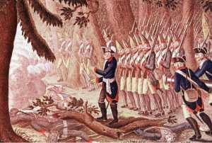 Frédéric II : forces et faiblesses de la position centrale