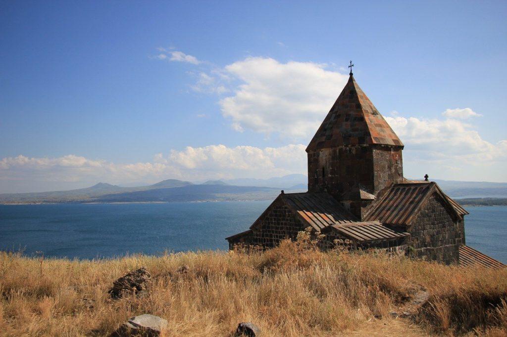 Voyage virtuel en Arménie.
