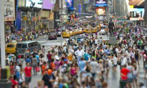 Etats-Unis: démographie dynamique, cohésion sociale en question