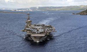 Les États-Unis, premiers sur mer, encore et toujours