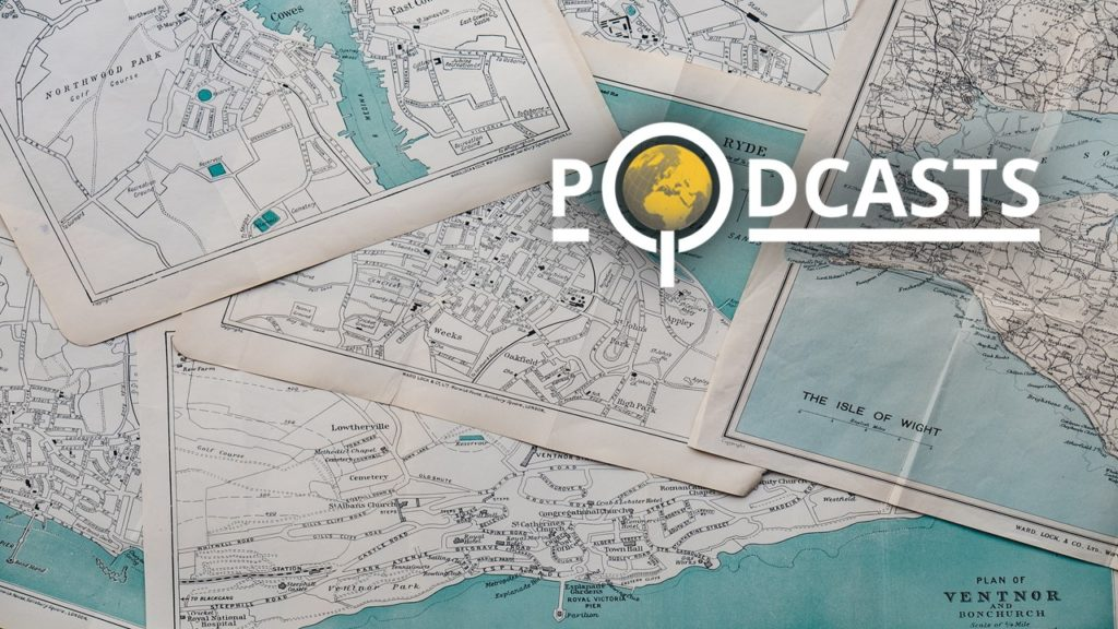 Podcast- Géographie et armée.  Philippe Boulanger