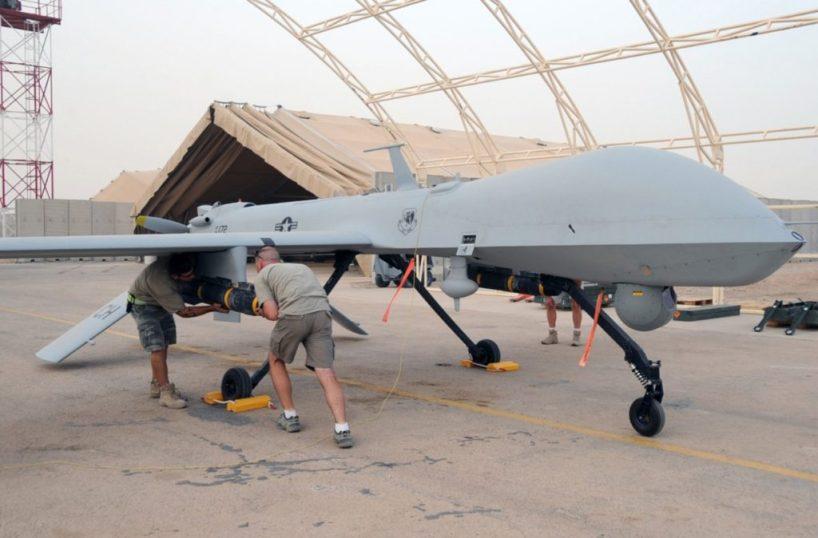 Le drone, symbole d'un combat juridico-économique entre l'UE et les États-Unis