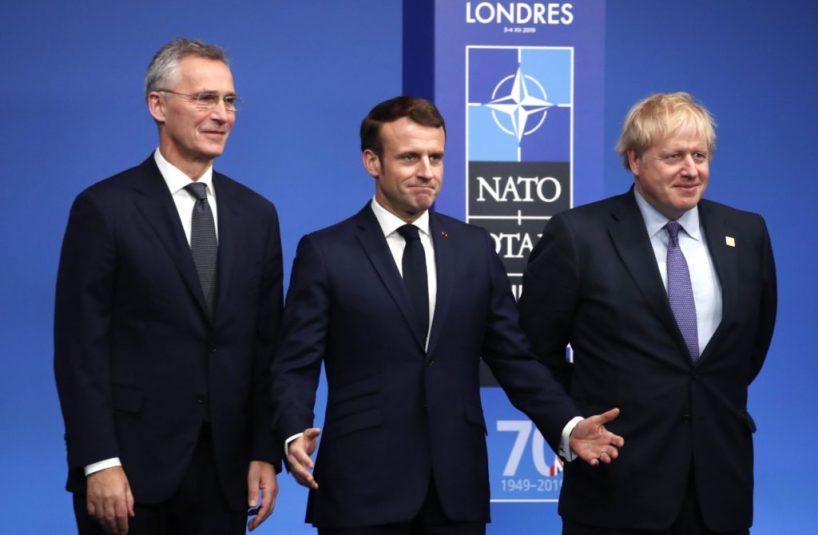 L'OTAN vu de l'Europe