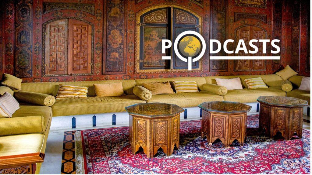Podcast. Le Liban. Frédéric Pons