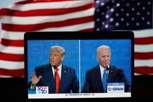 La victoire de Biden serait-elle une vraie rupture avec Trump ? – Entretien avec Sébastien Laye
