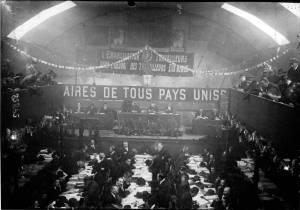 Le congrès de Tours : la gauche française sous influence marxiste