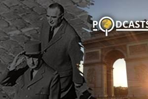 Podcast – L'énigme de Gaulle – Pompidou. Arnaud Teyssier