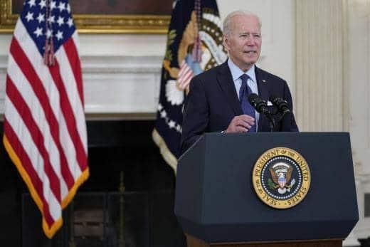 La guerre technologique de Biden
