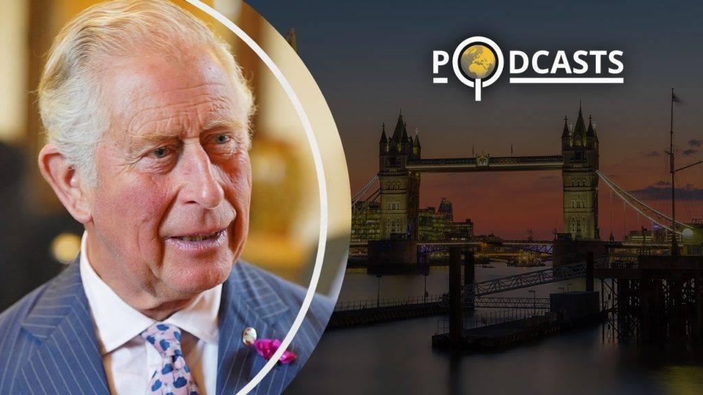 Charles, Prince de Galles et roi d'Angleterre – Michel Faure