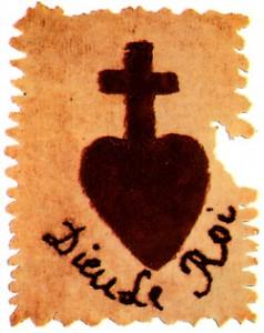 Le « Sacré-Cœur », symbole de résistance porté par les insurgés de Vendée