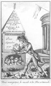 Robespierre (caricature)