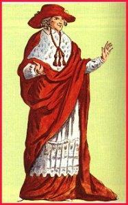 Un membre représentant du Clergé