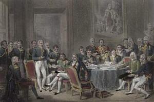 Congrès de Vienne (septembre 1814 - juin 1815)